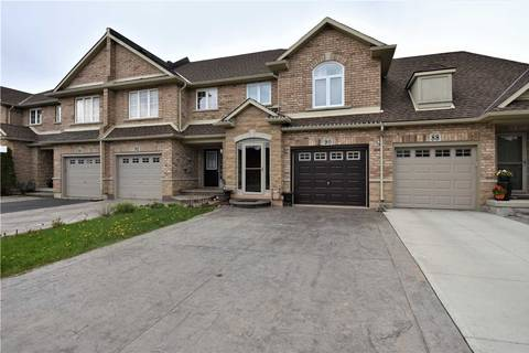 Townhouse for sale at 90 Hannon Cres Hamilton Ontario - MLS: X4458042