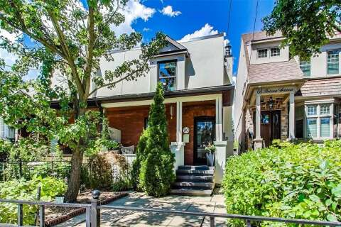 Townhouse for sale at 90 Helena Ave Toronto Ontario - MLS: C4856887