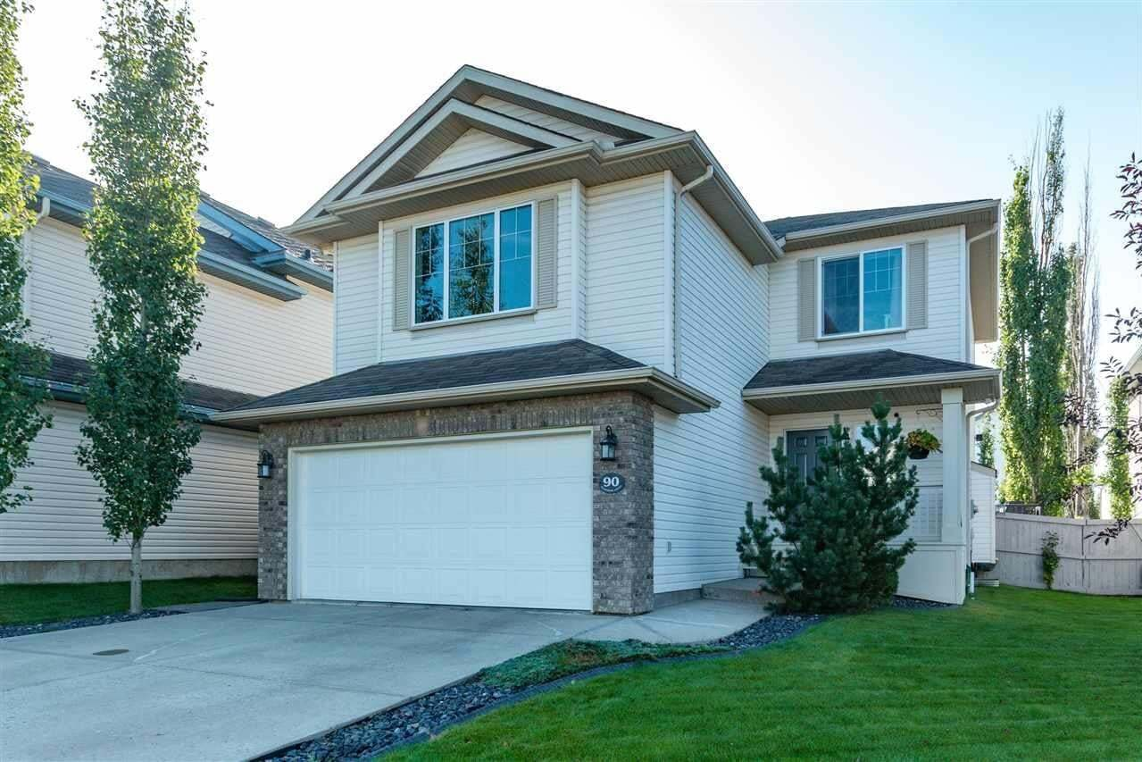 House for sale at 90 Highgrove Co Sherwood Park Alberta - MLS: E4214805