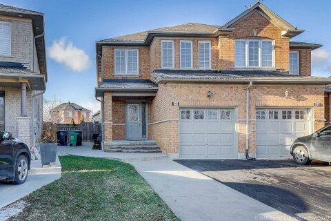 Townhouse for rent at 90 Humbershed Cres Caledon Ontario - MLS: W4993176