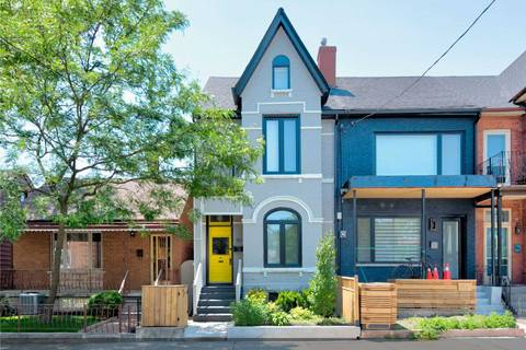 Townhouse for rent at 90 Manning Ave Toronto Ontario - MLS: C4573395