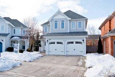House for sale at 90 Matthewson Pl Whitby Ontario - MLS: E4696973