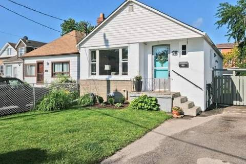 House for sale at 90 Meighen Ave Toronto Ontario - MLS: E4497634