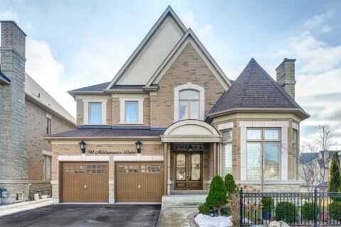 House for sale at 90 Midsummer Dr Brampton Ontario - MLS: W4781048