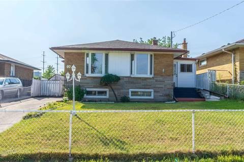 House for sale at 90 Mountland Dr Toronto Ontario - MLS: E4549884