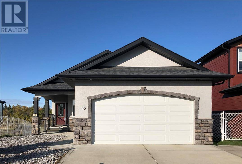 House for sale at 90 Oaklands Cres Red Deer Alberta - MLS: ca0161074