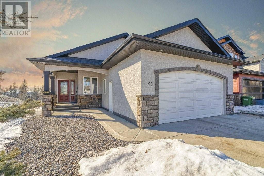 House for sale at 90 Oaklands Cres Red Deer Alberta - MLS: ca0185296