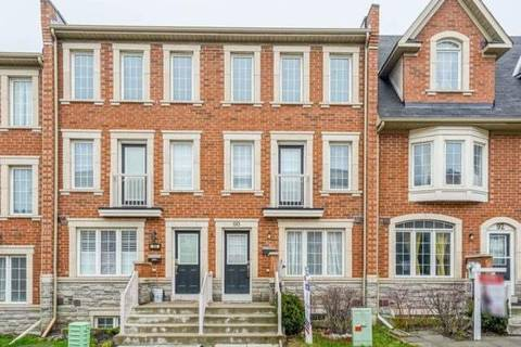 Townhouse for sale at 90 Odoardo Di Santo Circ Toronto Ontario - MLS: W4471336