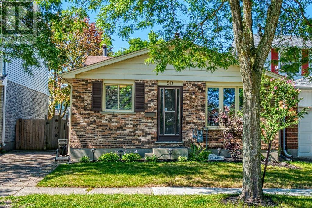 House for sale at 90 Olympic Cres London Ontario - MLS: 219452