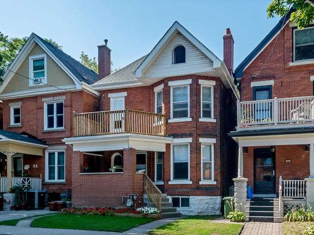 House for sale at 90 Ontario Avenue Hamilton Ontario - MLS: X4254221