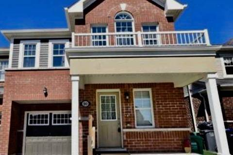 Townhouse for sale at 90 Quillberry Clse Brampton Ontario - MLS: W4469044