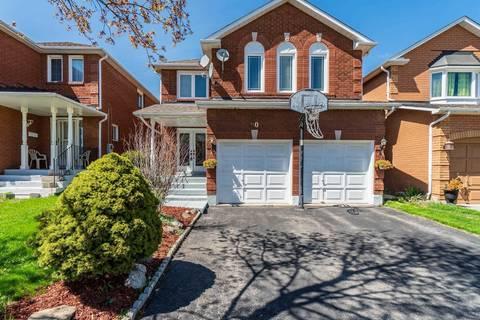 House for sale at 90 Ravenscliffe Ct Brampton Ontario - MLS: W4441932
