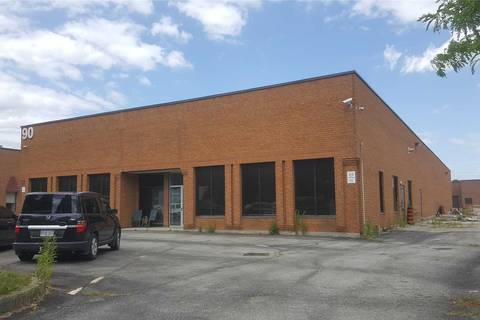 Commercial property for lease at 90 Riviera Rd Markham Ontario - MLS: N4525265