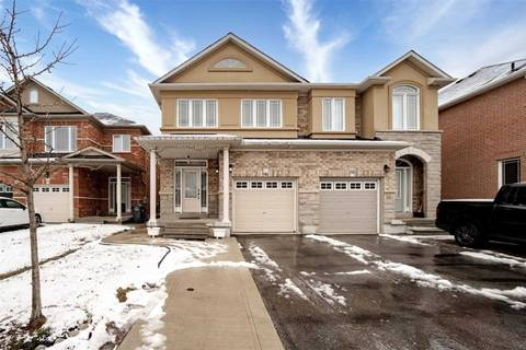 Townhouse for sale at 90 Saint Grace Ct Brampton Ontario - MLS: W4730180