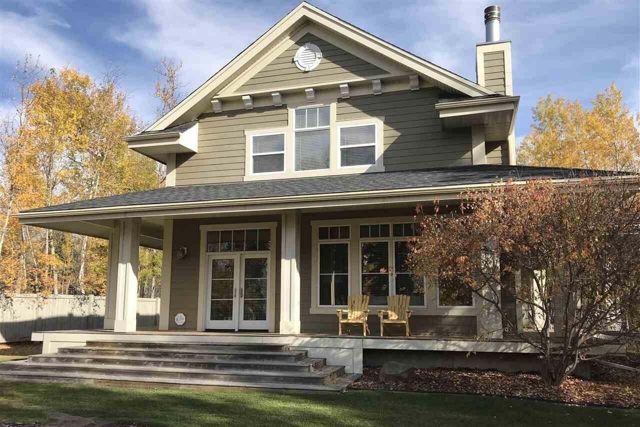 House for sale at 90 Silver Beach Rd Rural Wetaskiwin County Alberta - MLS: E4196678