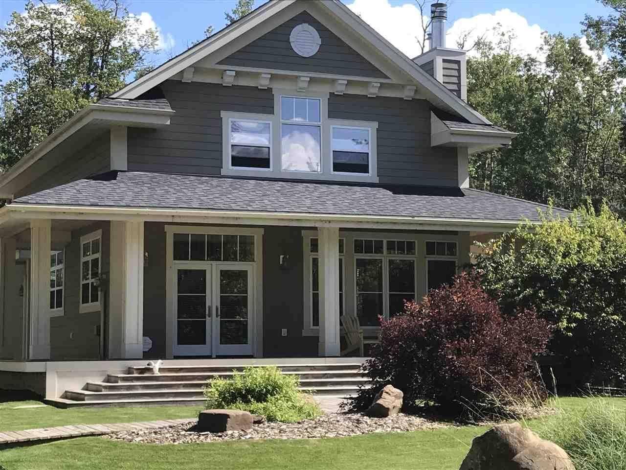House for sale at 90 Silver Beach Rd Rural Wetaskiwin County Alberta - MLS: E4170493