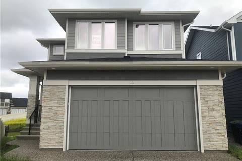 House for sale at 90 Silverado Crest Pl Southwest Calgary Alberta - MLS: C4245502