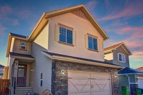 House for sale at 90 Silverado Skies Cres SW Calgary Alberta - MLS: C4295595