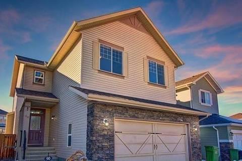 House for sale at 90 Silverado Skies Cres Southwest Calgary Alberta - MLS: C4295595