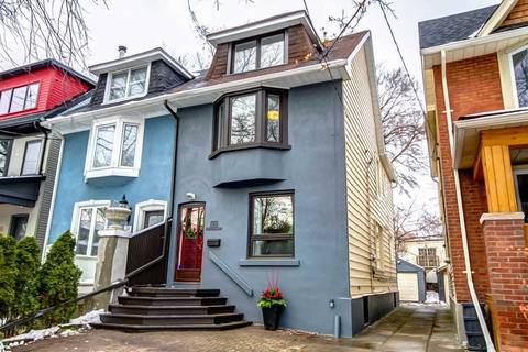 Townhouse for sale at 90 Strathcona Ave Toronto Ontario - MLS: E4652881