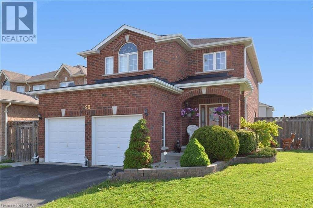 House for sale at 90 Sweetnam Dr Lindsay Ontario - MLS: 262228