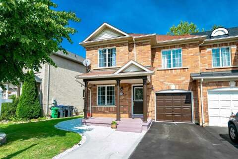 Townhouse for sale at 90 Tianalee Cres Brampton Ontario - MLS: W4912897