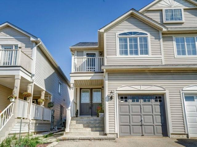 For Sale: 90 Tiller Trail, Brampton, ON | 3 Bed, 4 Bath Townhouse for $629,900. See 20 photos!