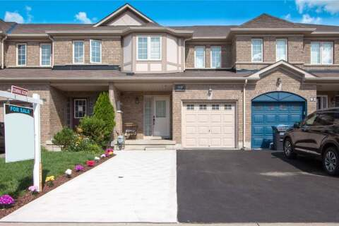 Townhouse for sale at 90 Tomabrook Cres Brampton Ontario - MLS: W4860067