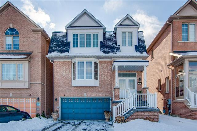 For Sale: 90 Wharnsby Drive, Toronto, ON | 3 Bed, 4 Bath House for $869,900. See 18 photos!