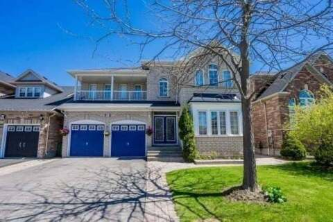 House for sale at 90 Woodvalley Dr Brampton Ontario - MLS: W4868030