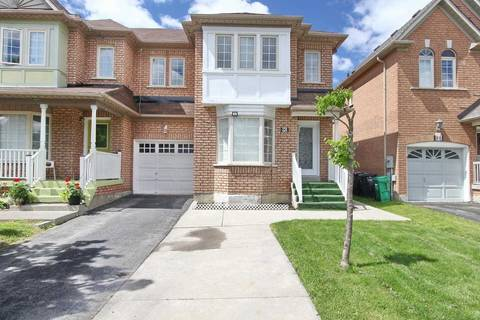 Townhouse for sale at 90 Zebra Tr Brampton Ontario - MLS: W4485970