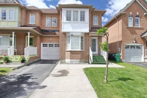 Townhouse for sale at 90 Zebra Tr Brampton Ontario - MLS: W4485970