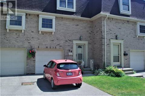 Townhouse for sale at 14 Pond View Rd Unit 900 London Ontario - MLS: 209105