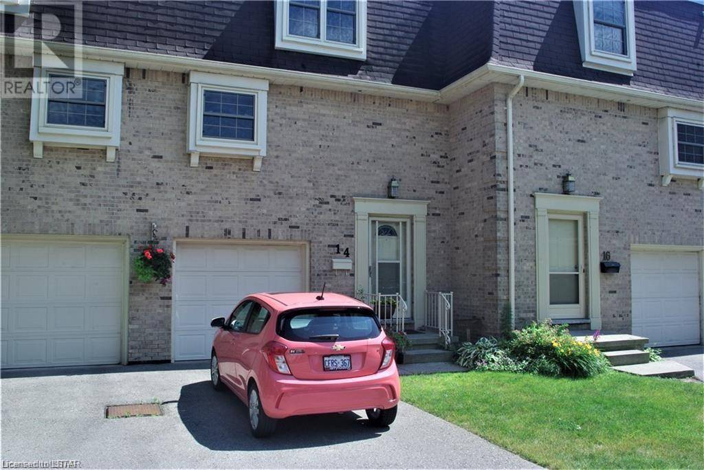 Townhouse for sale at 14 Pond View Rd Unit 900 London Ontario - MLS: 214400