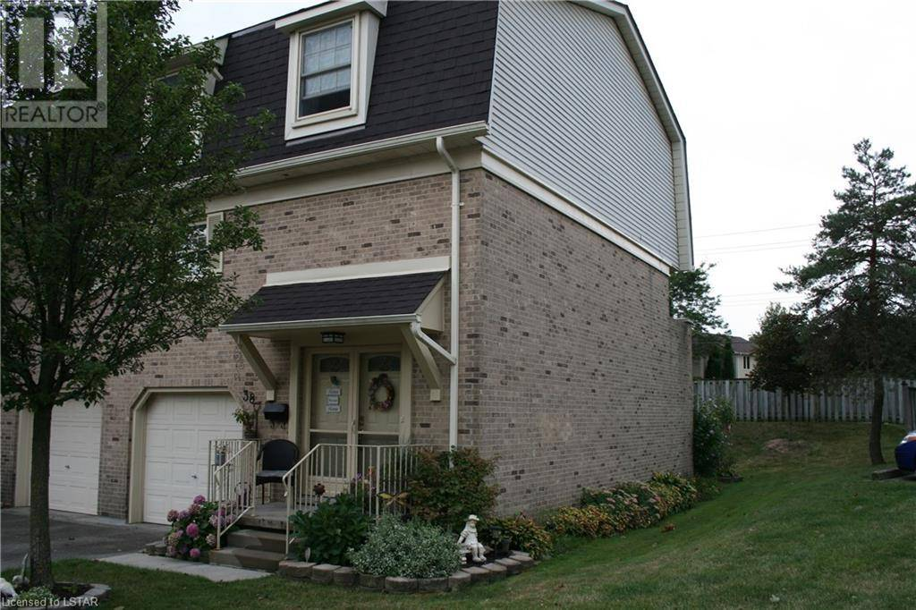 Townhouse for sale at 38 Pond View Rd Unit 900 London Ontario - MLS: 217886