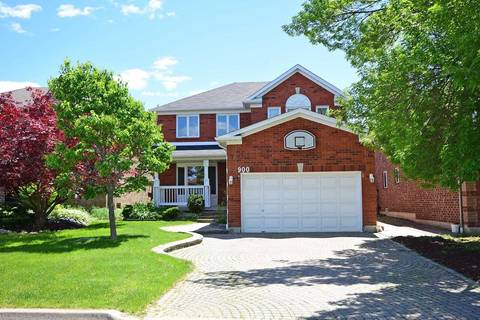 House for sale at 900 Cobb Ct Mississauga Ontario - MLS: W4476189