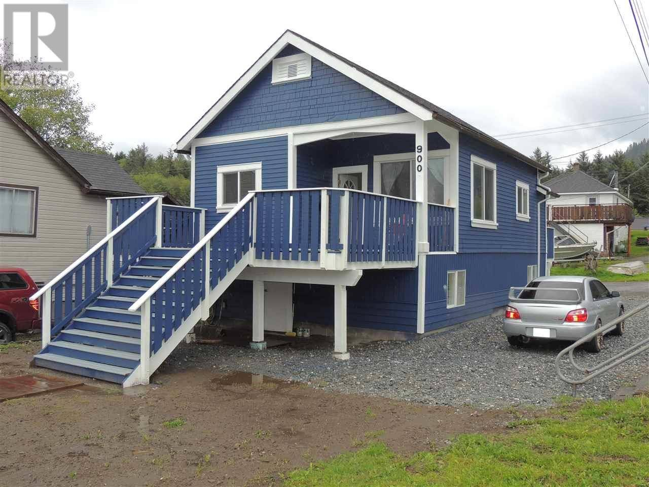 House for sale at 900 10th Ave E Prince Rupert British Columbia - MLS: R2398680