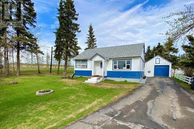 House for sale at 9000 8 St Dawson Creek British Columbia - MLS: 183686
