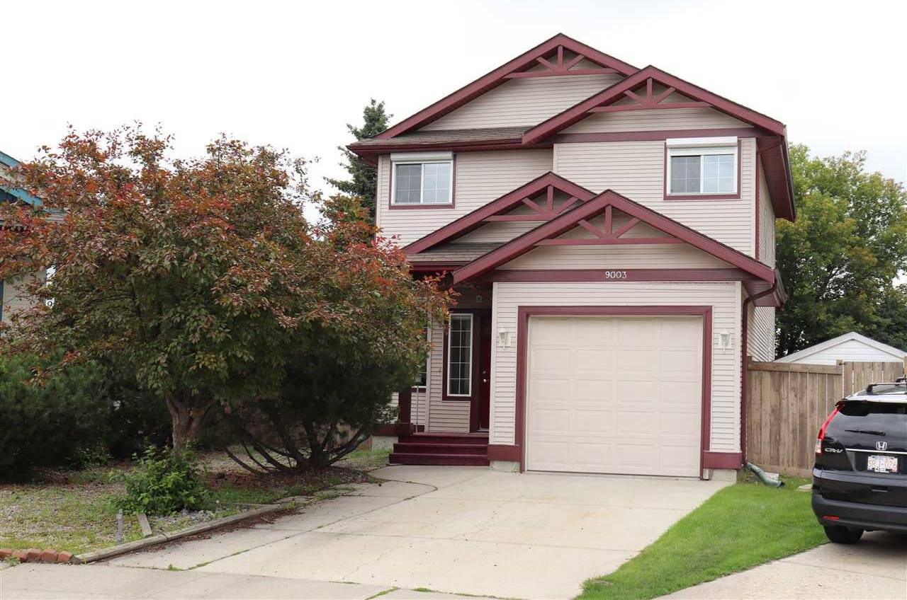 House for sale at 9003 166 Ave Nw Edmonton Alberta - MLS: E4165710
