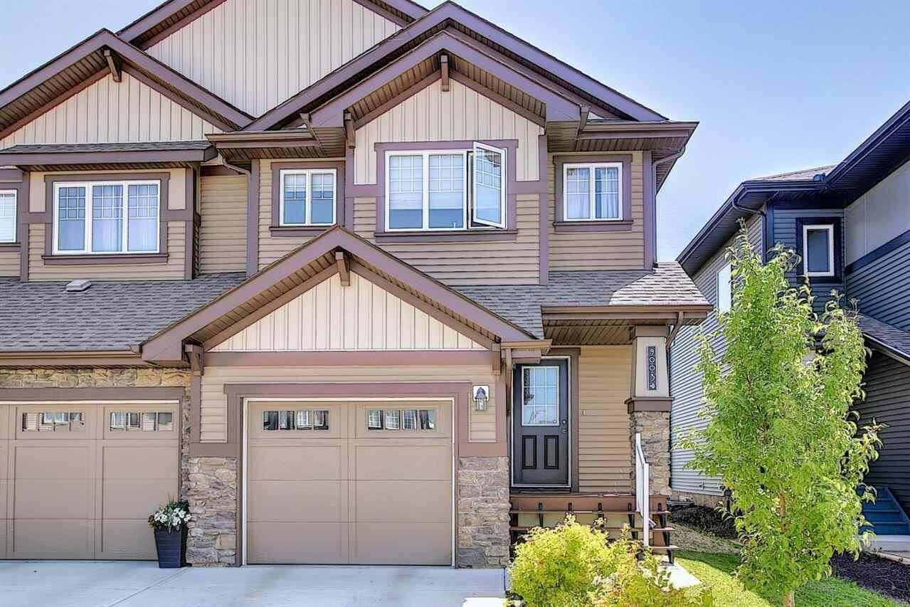 Townhouse for sale at 9003 217 St NW Edmonton Alberta - MLS: E4204808