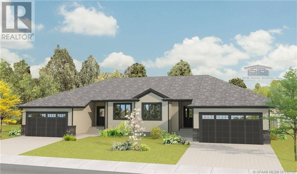 House for sale at 9003 79 Ave Grande Prairie Alberta - MLS: GP215183