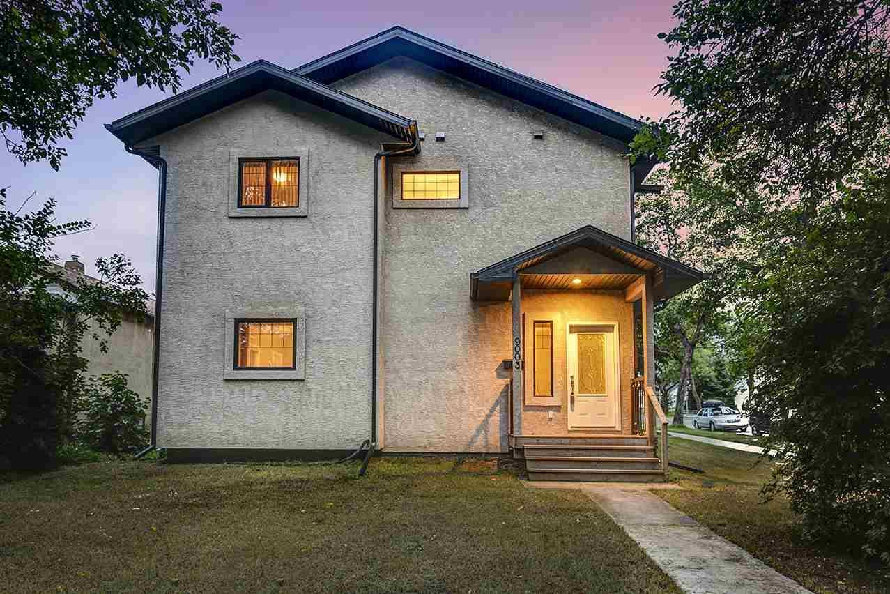 Townhouse for sale at 9003 91 St Nw Edmonton Alberta - MLS: E4172642