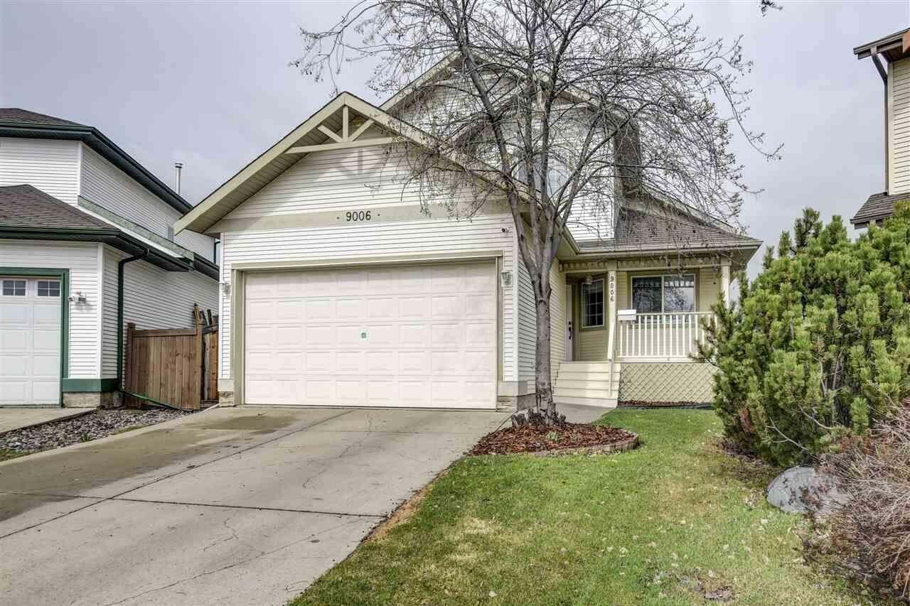 House for sale at 9006 165 Av NW Edmonton Alberta - MLS: E4196054