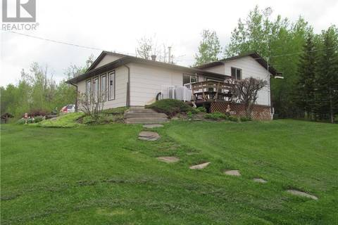 House for sale at 90072 Township Road 722  Beaverlodge Alberta - MLS: GP205662