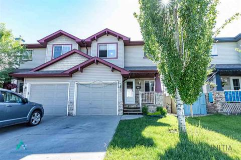 Townhouse for sale at 9009 Scott Cres Nw Edmonton Alberta - MLS: E4161731