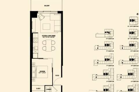 Apartment for rent at 120 Parliament St Unit 901 Toronto Ontario - MLS: C4691865