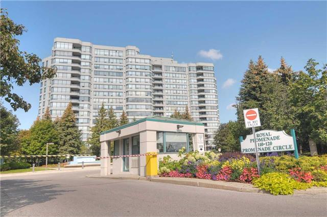 Sold: 901 - 120 Promenade Circle, Vaughan, ON