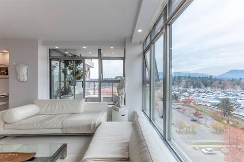 Condo for sale at 1790 Bayshore Dr Unit 901 Vancouver British Columbia - MLS: R2427215