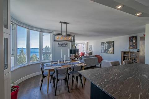 Condo for sale at 2203 Bellevue Ave Unit 901 West Vancouver British Columbia - MLS: R2360204
