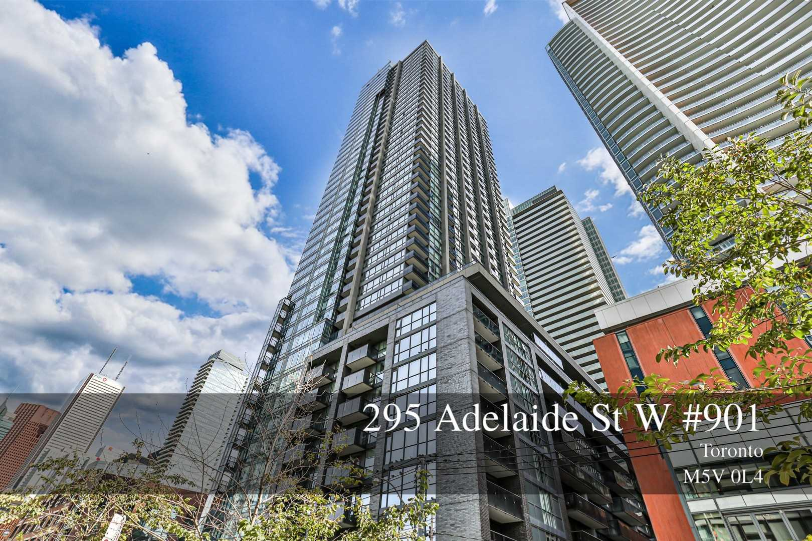 For Rent: 901 - 295 Adelaide Street West, Toronto, ON | 1 Bed, 1 Bath Condo for $1750.00. See 33 photos!